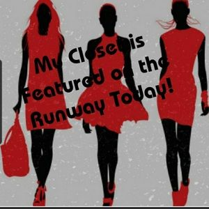 @cinderella927 featured my closet down the runway